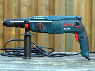 Bosch GBH 2600 Boschhammer Test