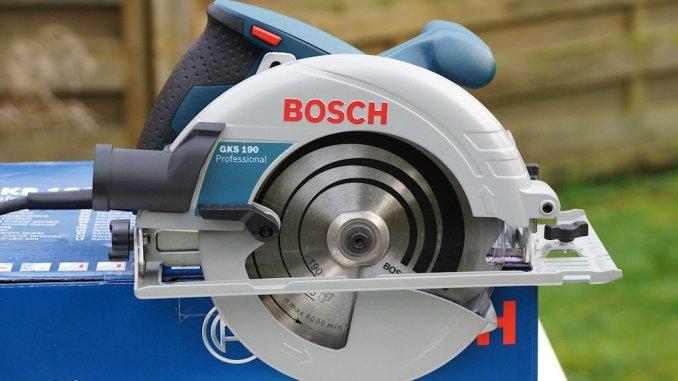 Bosch GKS 190 Professional Test Handkreissäge
