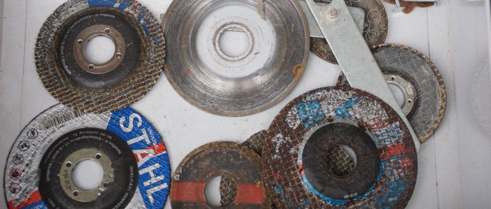 Trennscheiben für verschiedene Materialien