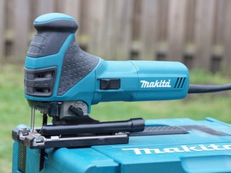 Makita Stichsäge 4351FCTJ Test